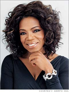 oprah winfrey  education