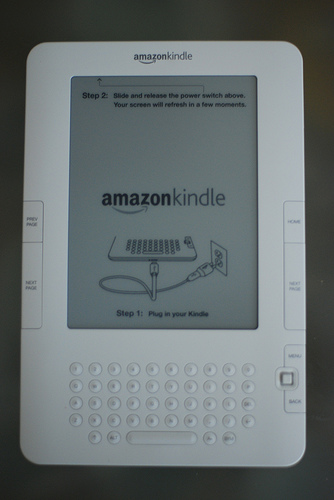 Kindle by Joe Shlabotnik